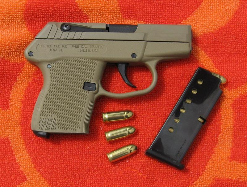 Are the Kel-Tec P32s any good? *Updated With Photo Page 1 Intro Post